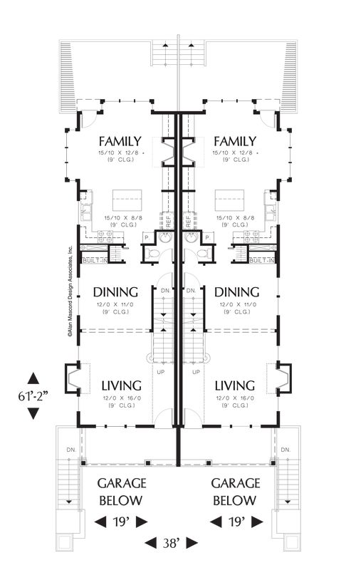 House Plan 4017 -The Lakeview