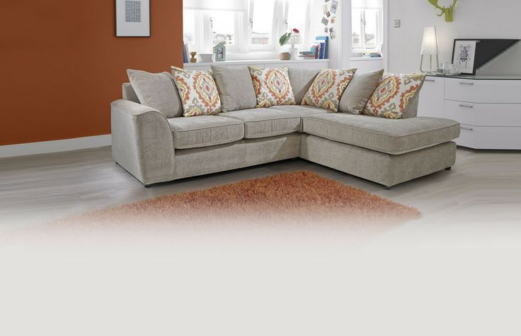 Left Hand Facing Corner Sofa Sorbon | DFS