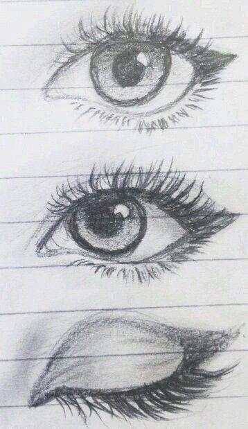 Best 8 Step by step eye tutorial~ #eyetutorial #tu… – #dessin #Eye #eyetutoria…