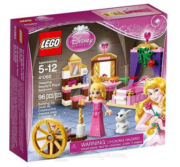 LEGO Disney Princess - Sleeping Beauty's Royal Bedroom (41060)