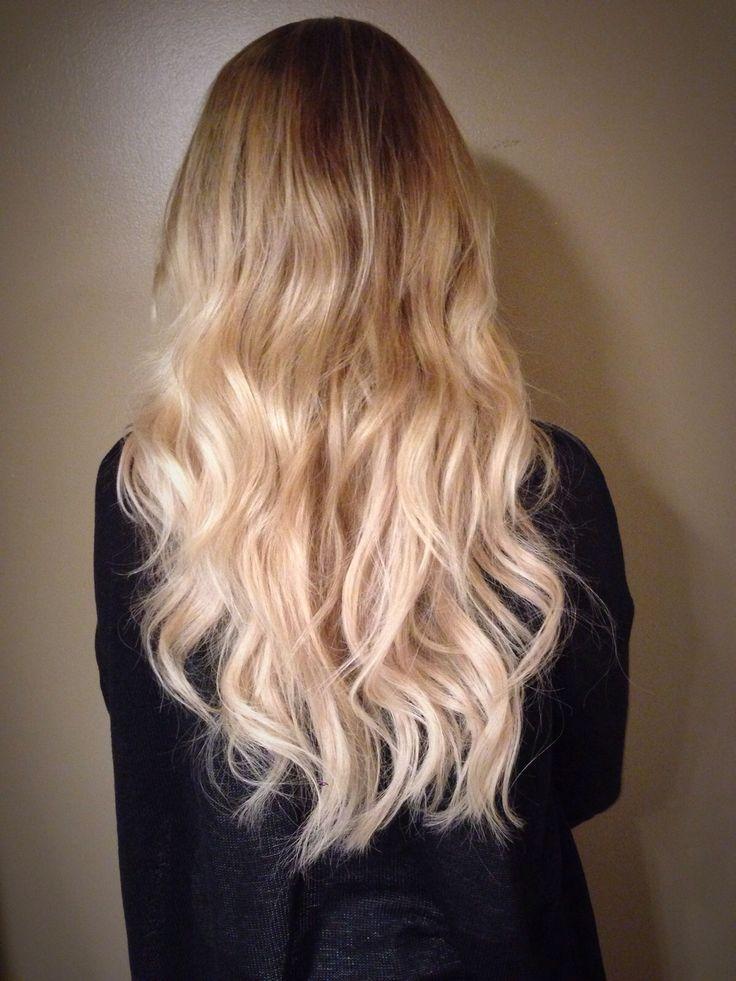 25 Best Ideas About Blonde Sombre On Pinterest Blonde