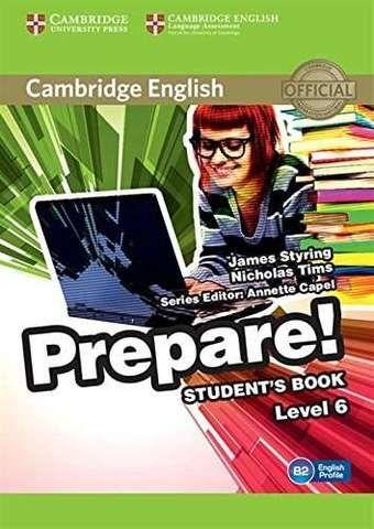 Cambridge English Prepare Level 6 Student S Book Ingl S En Ingles En Perfecto Estado Como Nuevo Isbn 10 0521180 Cambridge English Student English Exam