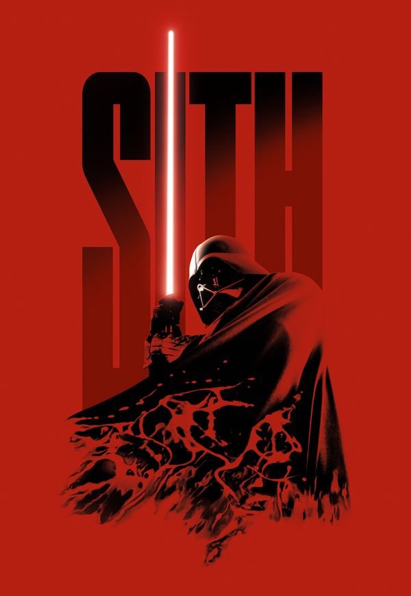 Star Wars Prequel Trilogy Style Guide by Ted Mininni, via Behance