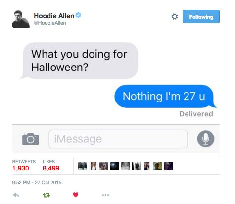 11 Reasons Why Hoodie Allen And I Should Be Friends