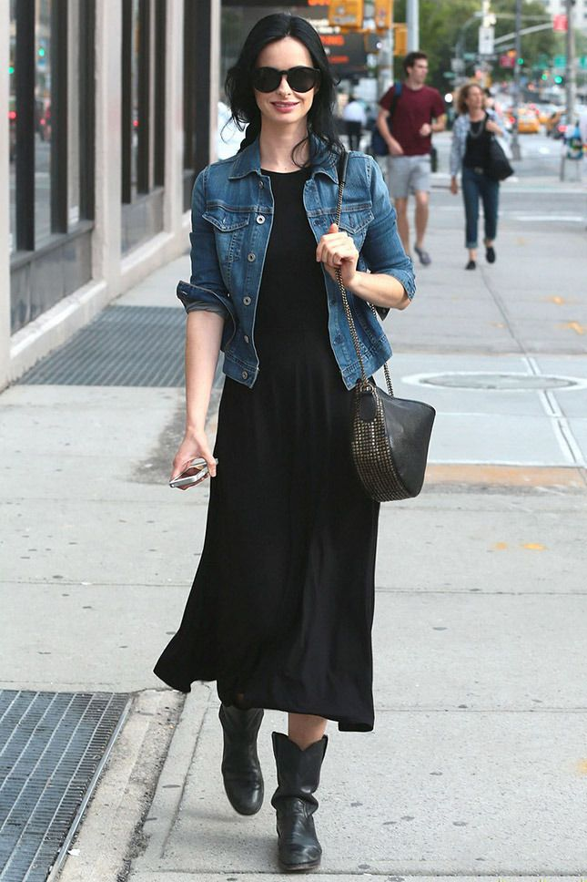Кристен Риттер в Нью-Йорке — MULTIBRAND.RU – модные бренды, шопинг, тенденции