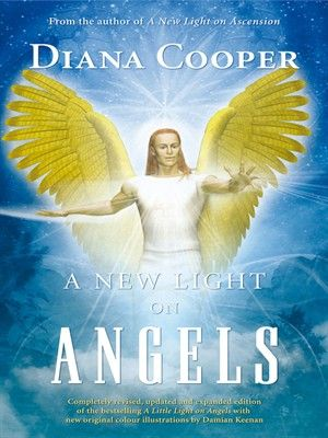 cover image of A New Light on Angels
