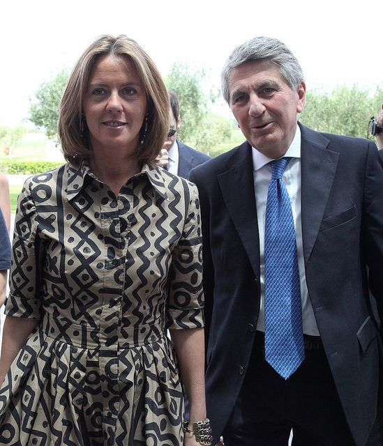24/06/2013 - Il Ministro della Salute, Beatrice Lorenzin, in visita al Policlinico Universitario Campus Bio-Medico.