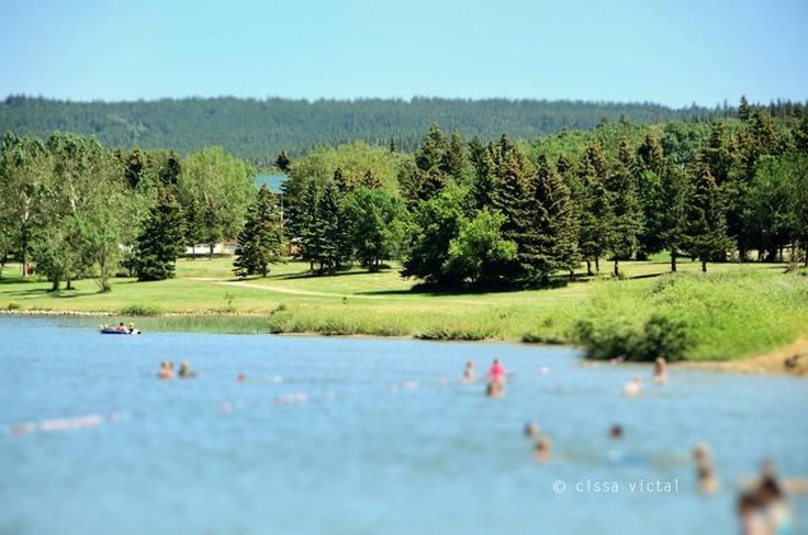 Elkwater Lake, Alberta - Canada
