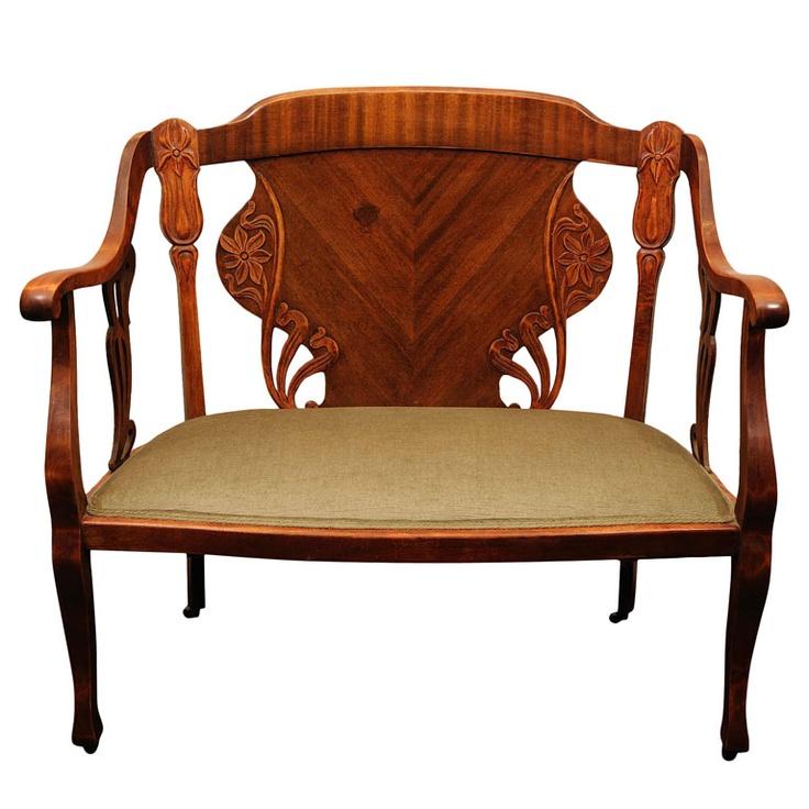 610 best art nouveau furniture furnishings images on