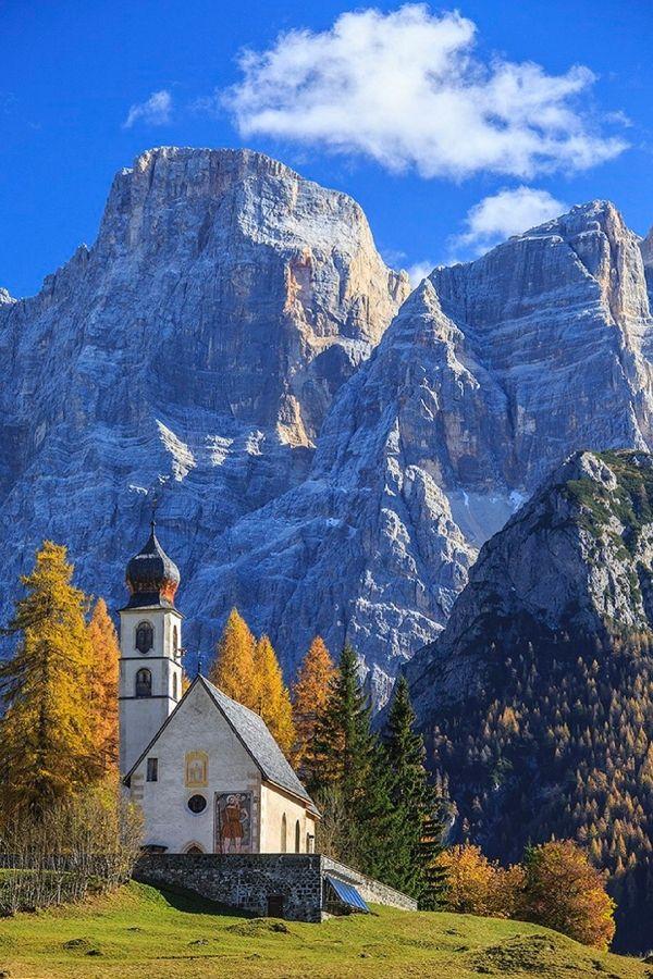 Selva di Cadore - Dolomites, province of Belluno, Veneto, Northern Italy