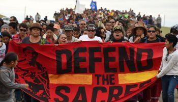 DAKOTA DEL NORTE: Sigue la resistencia popular contra la construcción del oleoducto