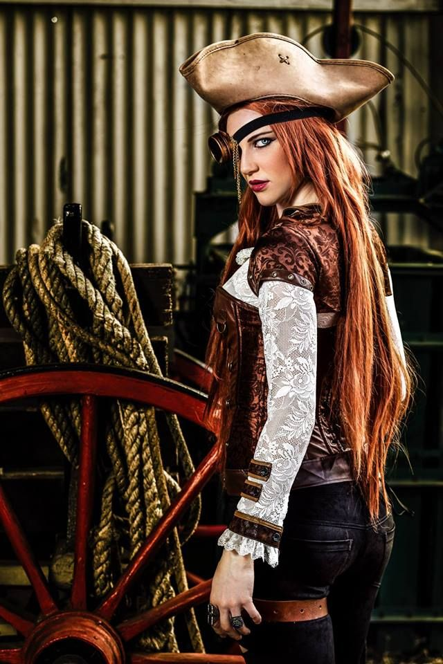 389 Best Pin Ups Steampunk Images On Pinterest