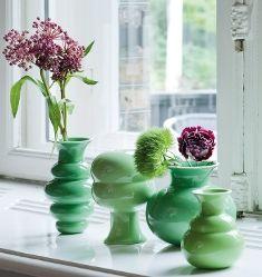 Primavera vases designed by Marianne Nielsen for Kahler