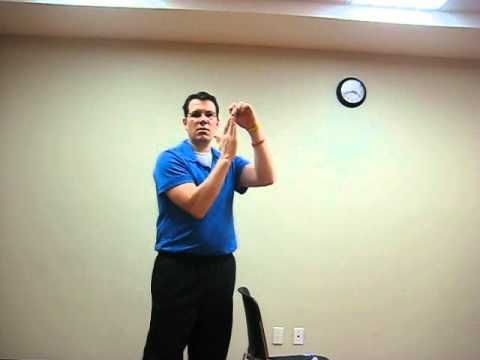 4 Tests to Check if You Have Tennis Elbow Pain - YouTube