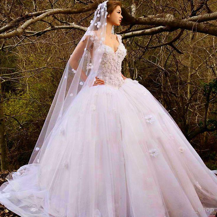 The 25 best Cinderella 2015 wedding dress ideas on Pinterest