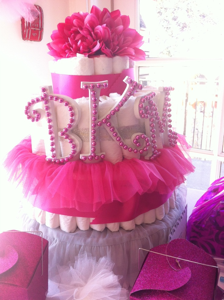 68 best Tutus & Pearls Baby Shower images on Pinterest