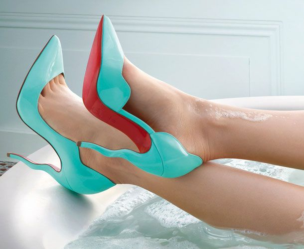 christian-louboutin spring summer-2015-collection.  Picked by bunny j♕