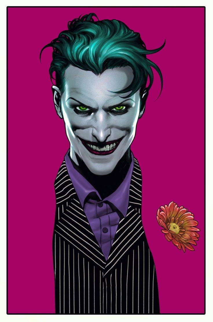 The Joker - http://guccijoker.tumblr.com/