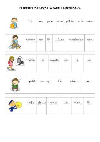 Resultat d'imatges de taller d'escriptura tercer de primaria catala
