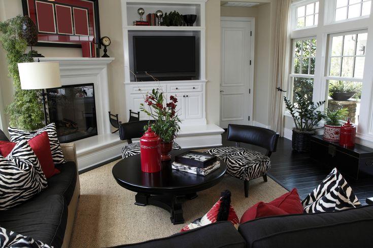 Best 25 Black Living Rooms Ideas On Pinterest Living Room Ideas Black And White Black And