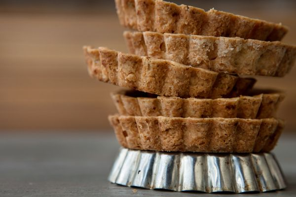 Receita de massa 1 2 3 para forrar tartes & Dicas - Recita da Stella