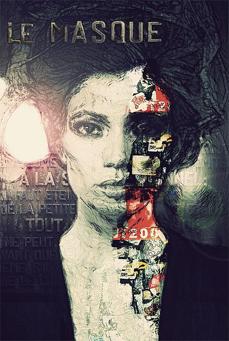 Mixed Media Art by Nukuzu    ...BTW,Check this out:  http://artcaffeine.imobileappsys.com