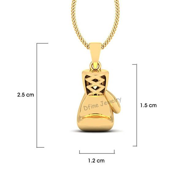 Gold boxing glove pendant silver boxing gloves necklace gift for gold boxing glove pendant silver boxing gloves necklace gift for fighters sports pendant aloadofball Image collections