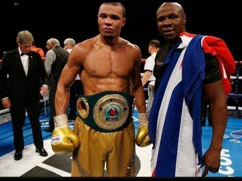 Chris Eubank vs Arthur Abraham Wembley Arena July 15th