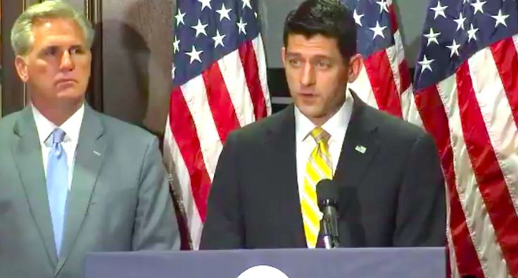 Paul Ryan-Kevin McCarthy jokes about Putin and Trump sound even worse after reading Don Jr's emails