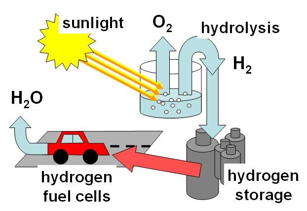 Cheap Hydrogen from Sunlight and Water |   Stanford researchers say new materials could help lower the cost of producing fuel with solar energy.