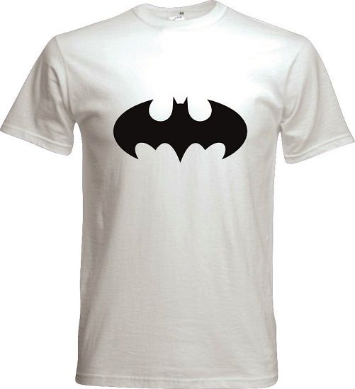 white batman