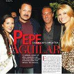 @corazondefan Ya vieron a nuestro @Pepe Aguilar y Aneliz en Revista #Caras Mexico ? Foto #1 de 2