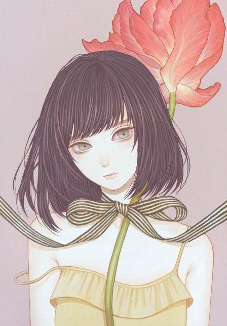 artwork - Mayumi Konno 紺野真弓