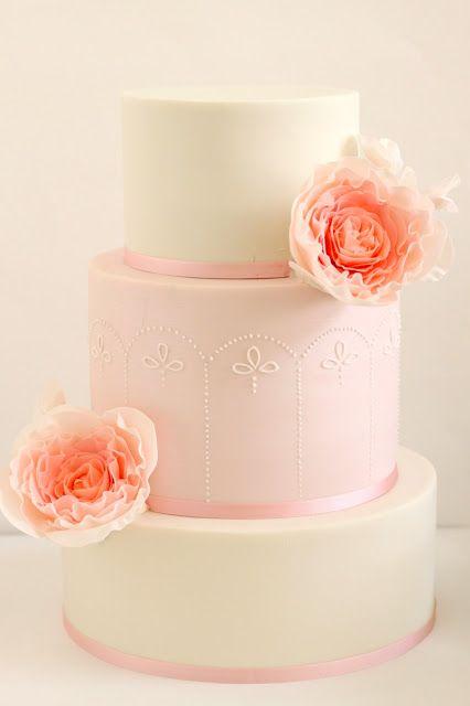 hello naomi: pretty wedding cakes