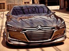 French Concept Cars: Citroën Metropolis Concept