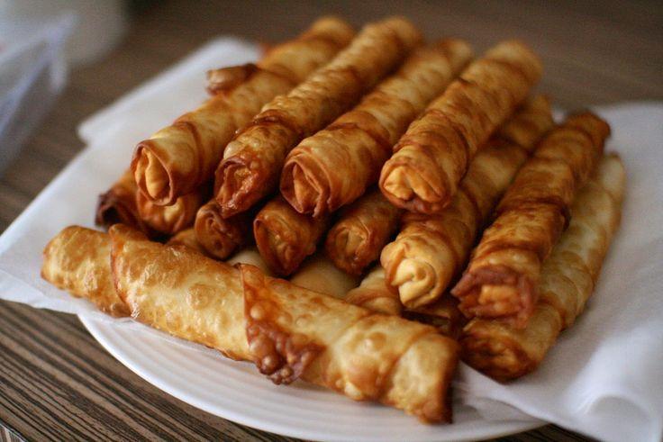 Sigara Böreği - Turkish Food