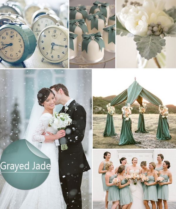 Top 10 Wedding Colors Ideas for Spring 2014