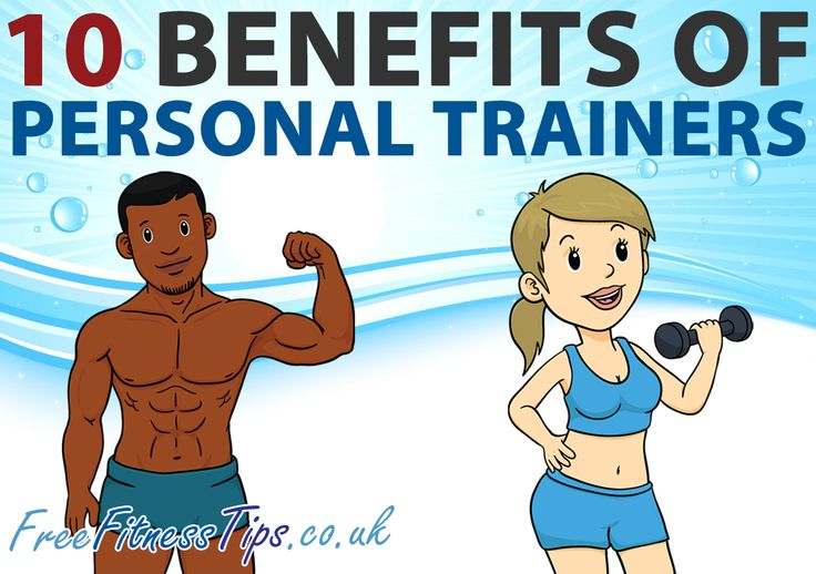 Personal trainers are a fantastic asset who can help you achieve a wide range of health and fitness goals. Keep reading to learn about 10 of the key benefits of