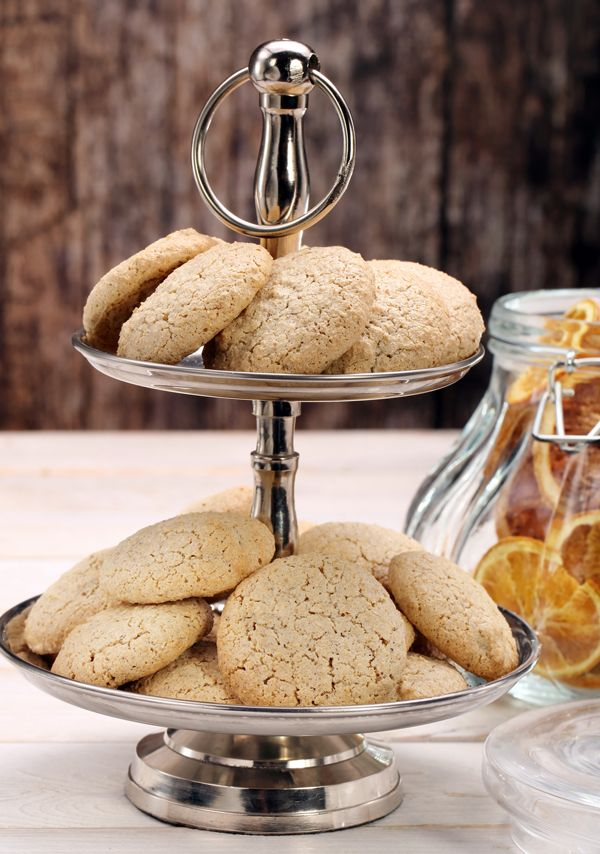 These are one of the most famous Greek treats. If you need a description, imagine the easiest almond macaroons ever and you can make them using just 3 ingredients – almond paste, sugar and egg whites. Yummy! #greekfood #amigdalota