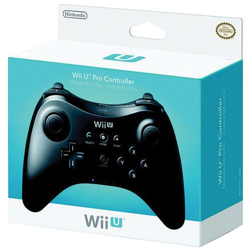wii u pro controller instructions