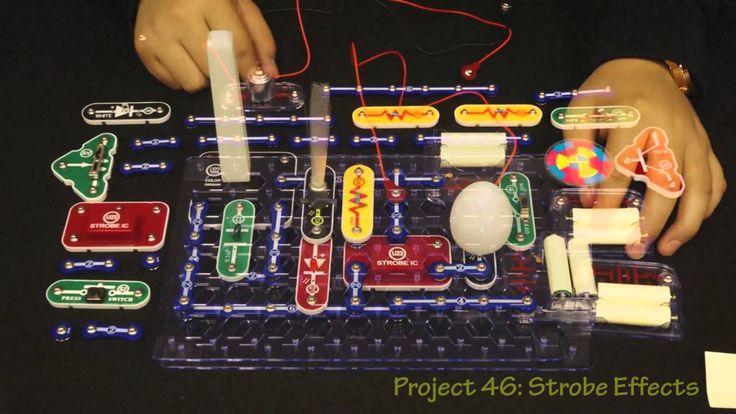 Snap Circuits® Light - Model: SCL-175