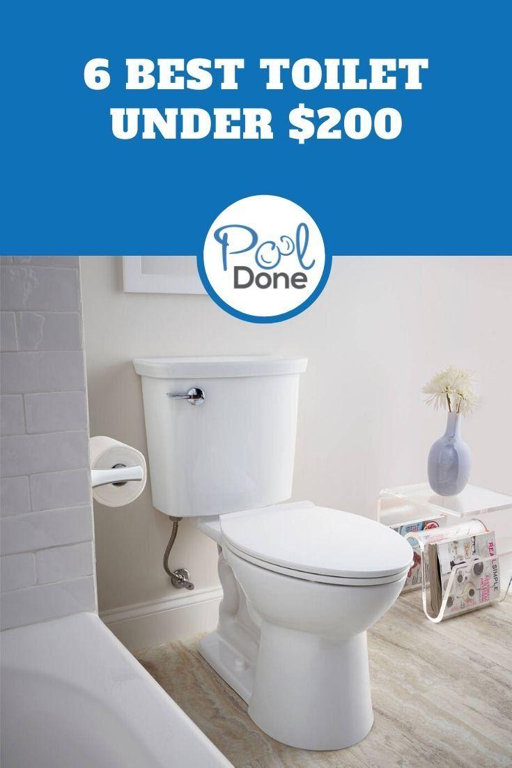 6 Best Toilets Under 200 In 2020 Reviews In 2020 Space Saving Toilet Ada Bathroom Small Bathroom