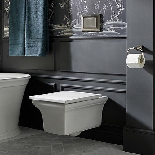 Kohler Minimalist Bathroom: Best 25+ Wall Hung Toilet Ideas On Pinterest
