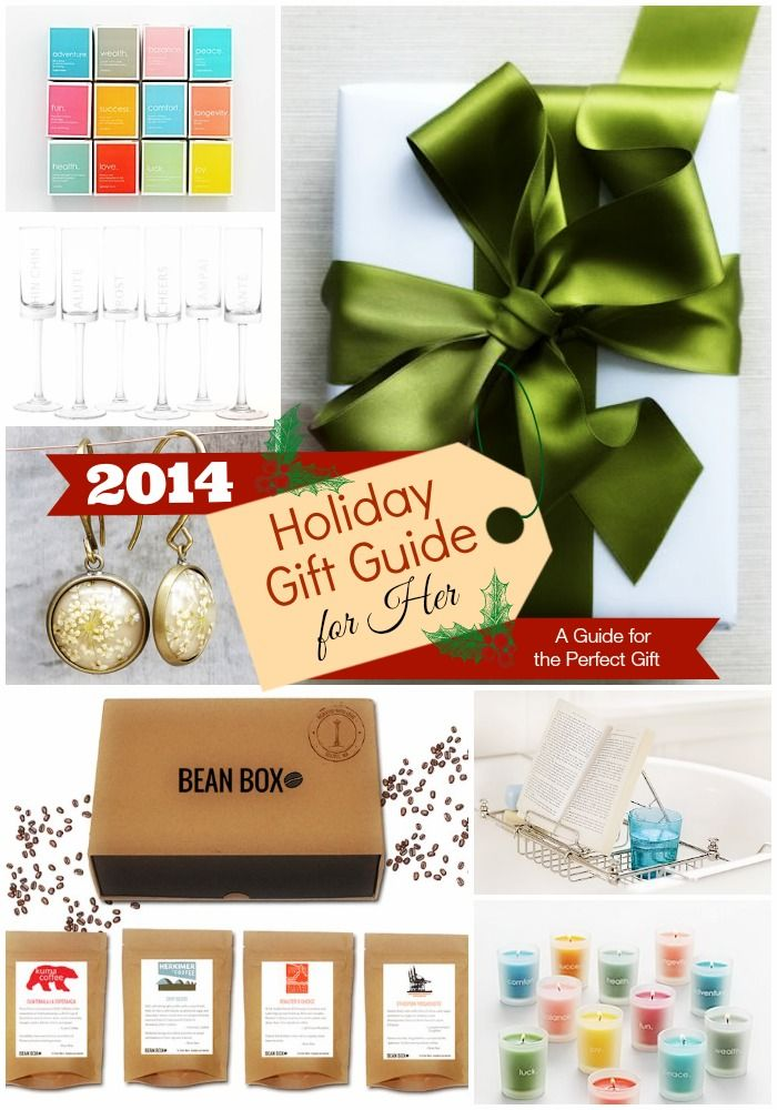The Perfect Christmas Gift For Her Part - 34: 2014 Holiday Gifts For Her: Guide For The Perfect Gift
