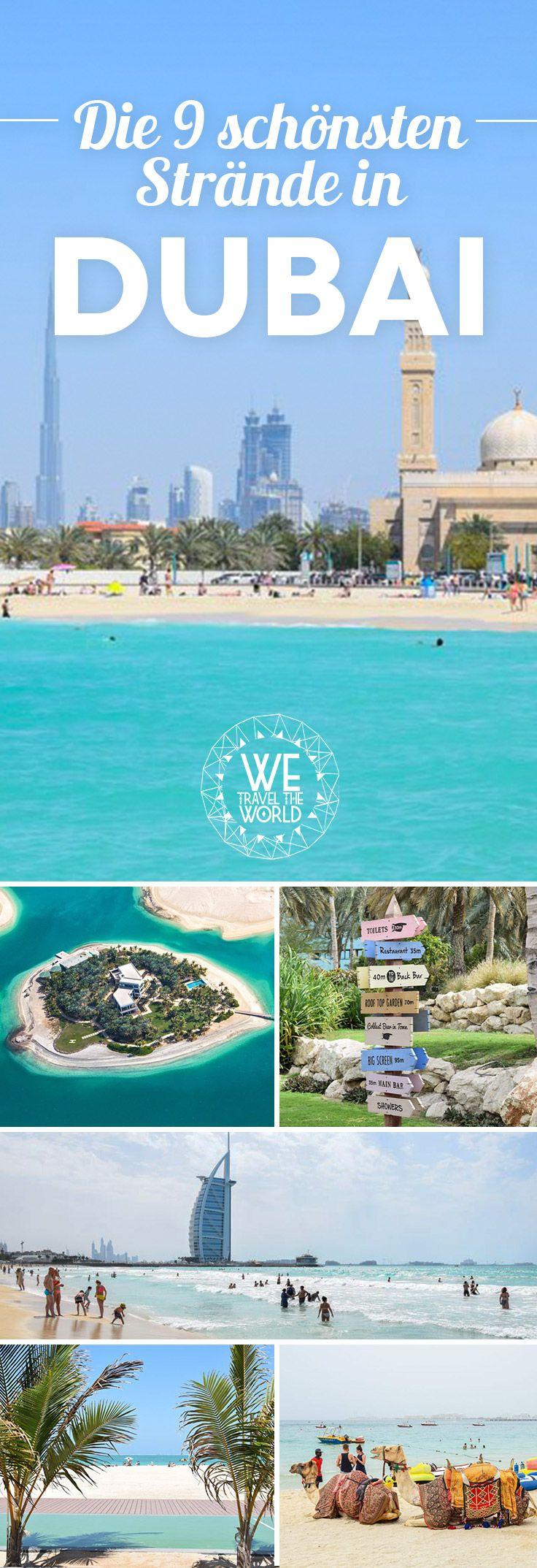 Dubai Tipps: Die schönsten Strände in Dubai, die du auf deiner Dubai Reise besichtigen solltest.