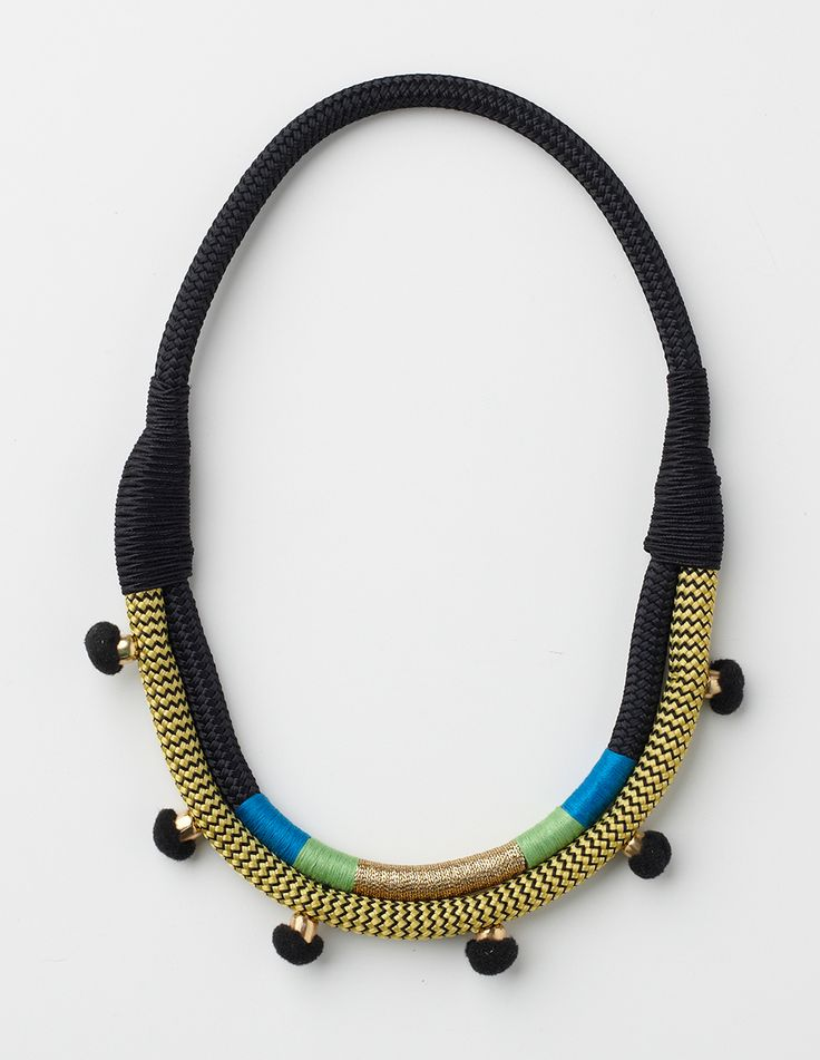 PICHULIK Crazy India Summer handcrafted African statement jewellery at Modern…