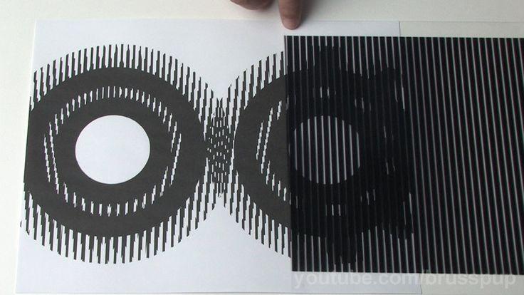 Amazing Animated Optical Illusions! #5