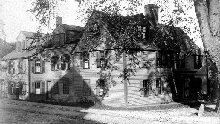 January 17, 2018 at the Ipswich Museum: The History of the New England Tavern – Historic Ipswich