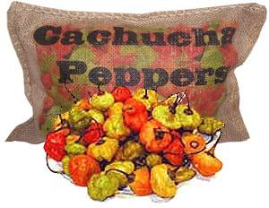 Aji Dulce or Cachucha peppers, fresh,  1/4 Pound