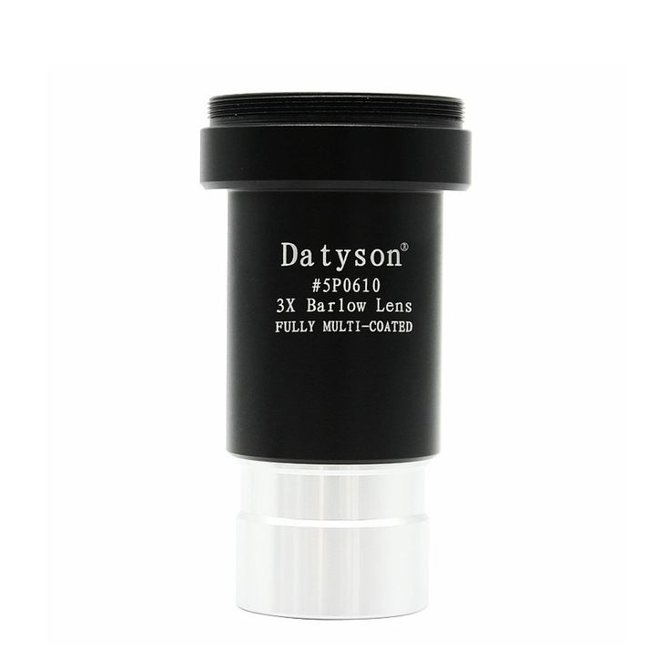 All metal 3X Barlow lens / Barlow 1.25 inches 31.7mm Astronomical Telescope monoculars lens eyepiece M42 thread